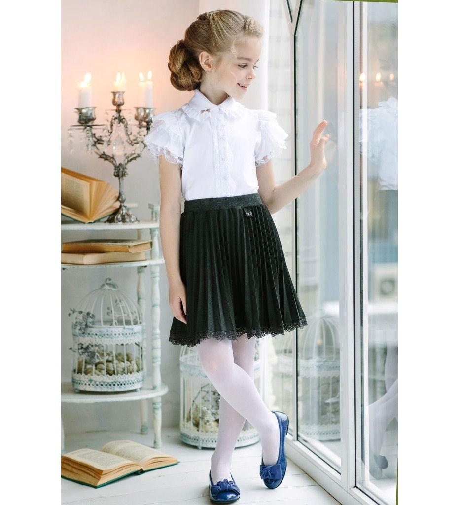 Блузка Для Девочки Купить В Интернет Магазине