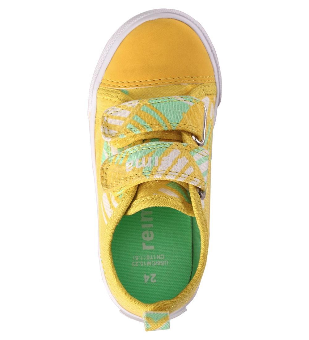 d958df70ecf1 ... кеды желтые 2018 Reima 569347 рейма обувь летняя купить с примеркой  рейма официальный интернет магазин рейма детская одежда обувь