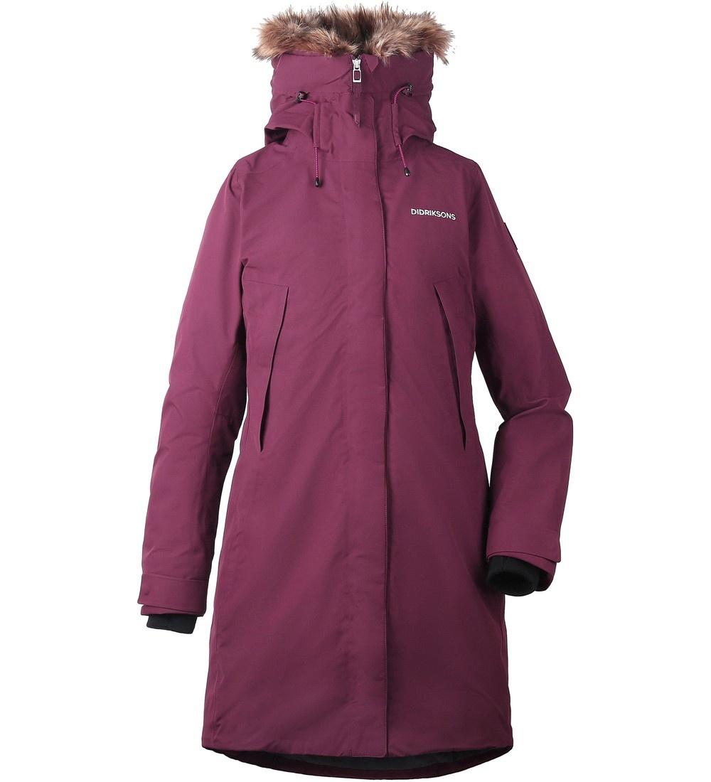 87468eae156 Куртка женская зимняя Didriksons NADINE 501817-075 - купить в ...