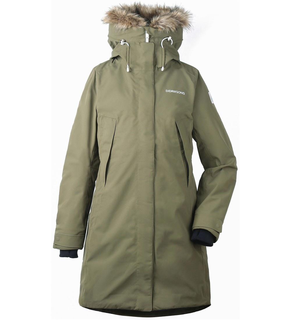 608dbbd894f Куртка женская зимняя Didriksons NADINE 501817-161 - купить в ...