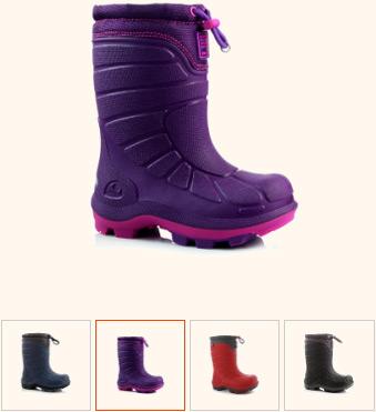 Термо ботинки Viking Extreme