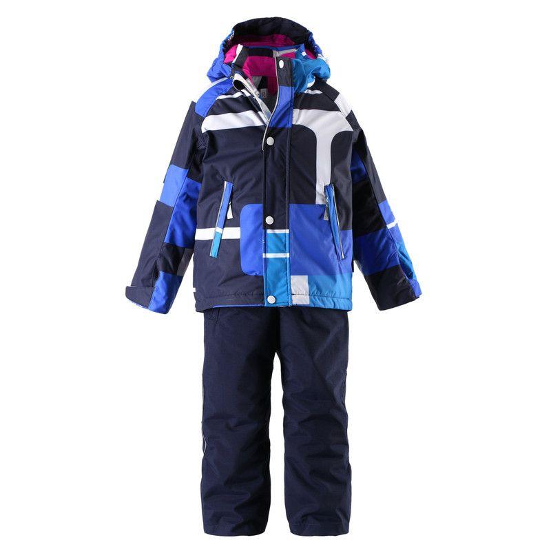 Верхняя одежда для мальчиков зимний комплект tec sheratan Reima цена в интернет магазине детской одежды